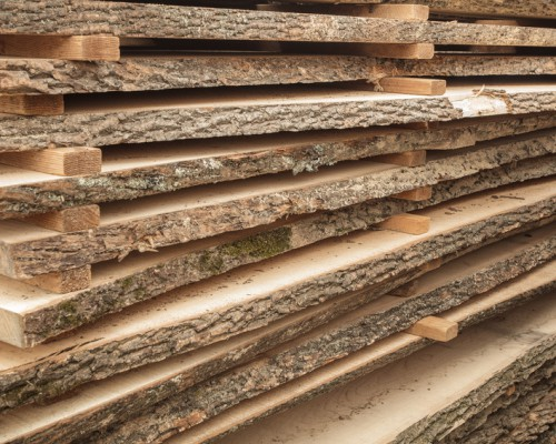 Lumber Stack Boards
